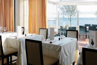 Restaurante Hotel AluaSoul Palma (Solo Adultos) Cala Estancia, Mallorca
