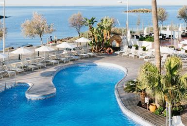 Exterior Hotel AluaSoul Palma (Solo Adultos) Cala Estancia, Mallorca