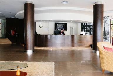 Recepción Hotel AluaSoul Palma (Solo Adultos) Cala Estancia, Mallorca