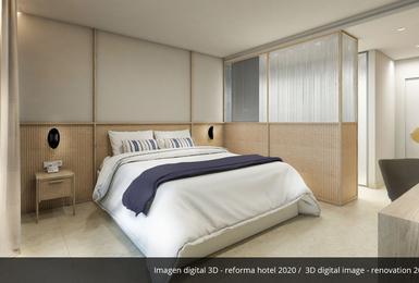 Habitación- Reformado en 2020 Hotel AluaSoul Palma (Solo Adultos) Cala Estancia, Mallorca